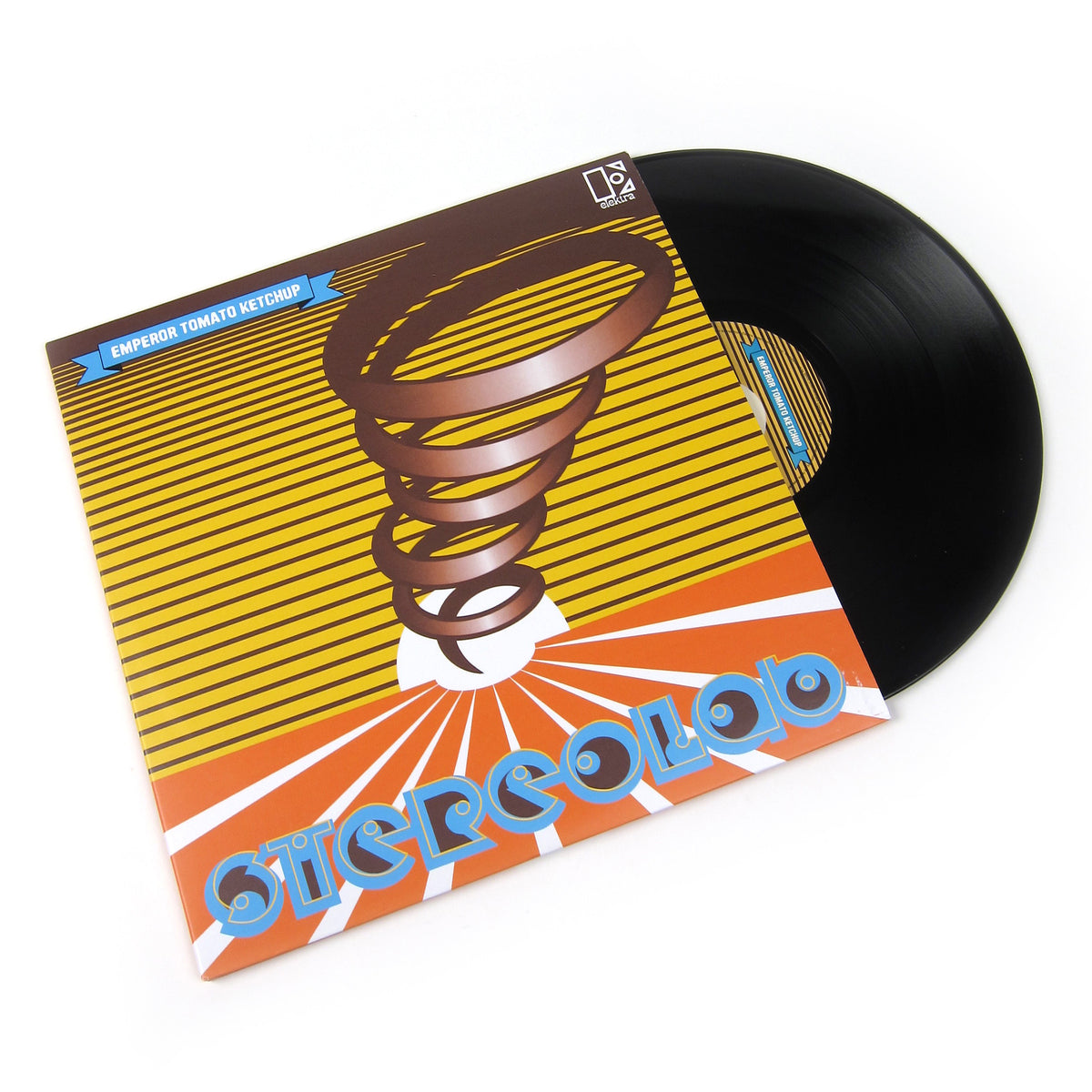 Stereolab: Emperor Tomato Ketchup Vinyl 2LP