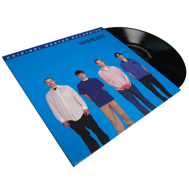 Weezer: Blue Album (Numbered Limited Edition 180g) LP