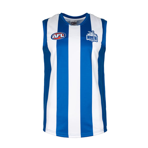 North Melbourne Kangaroos Replica Guernsey