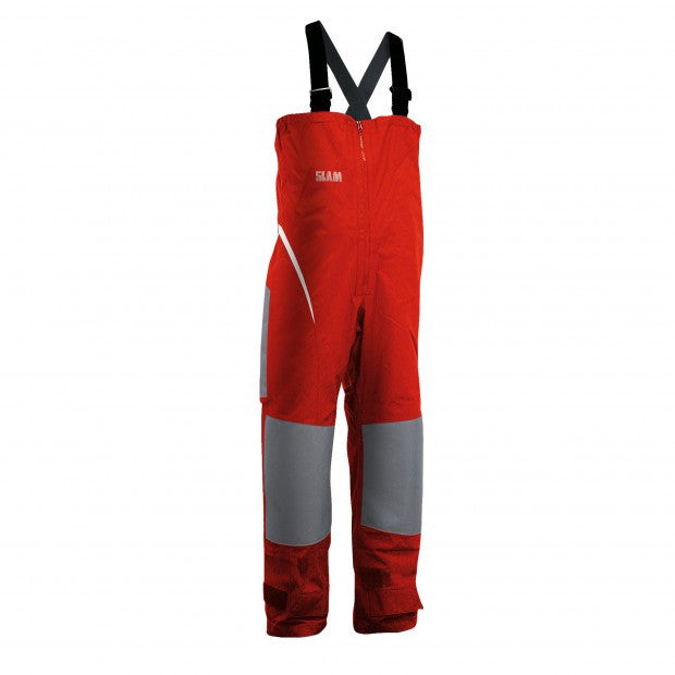 Force 1 Bib & Brace - Red