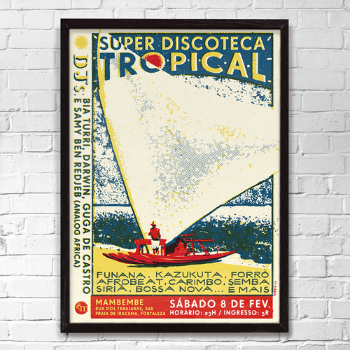 Super Discoteca Tropical