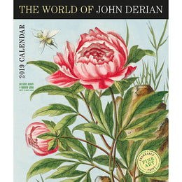 THE WORLD OF JOHN DERIAN 2019 CALENDAR