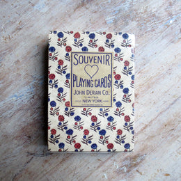 John Derian Souvenir Playing Cards Deck