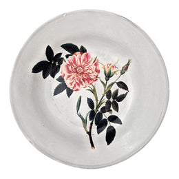 Rose May Soup Plate