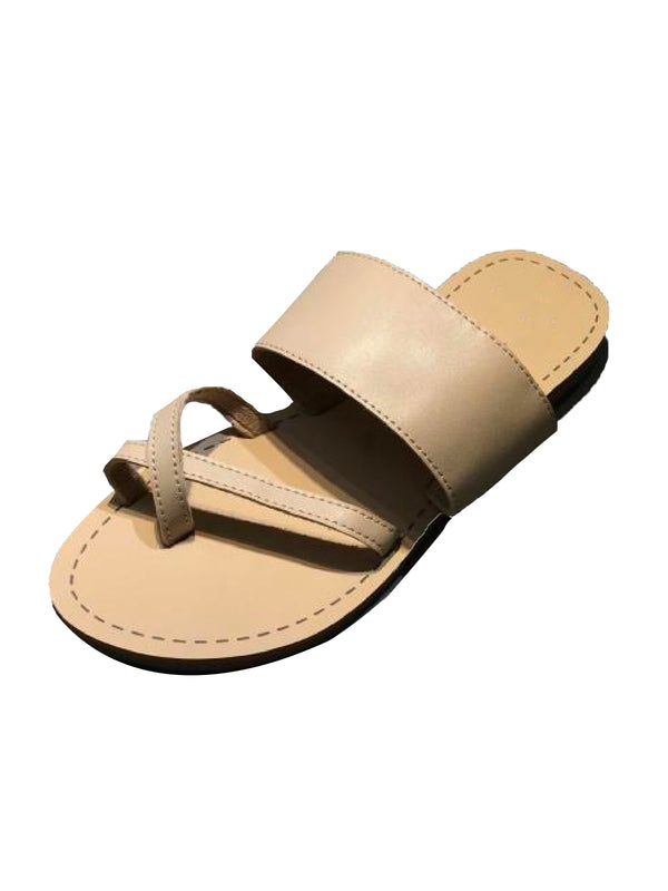 'Laya' Toe Loop Sandals (3 Colors)
