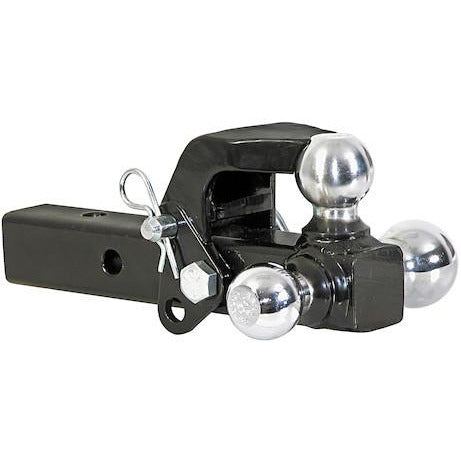 Buyers Tri-Ball Mount with Pintle - Welch Welding & Truck Equipment