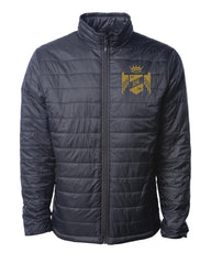 "Vegas Royalty ""Throne"" Men's Puffy Jacket"