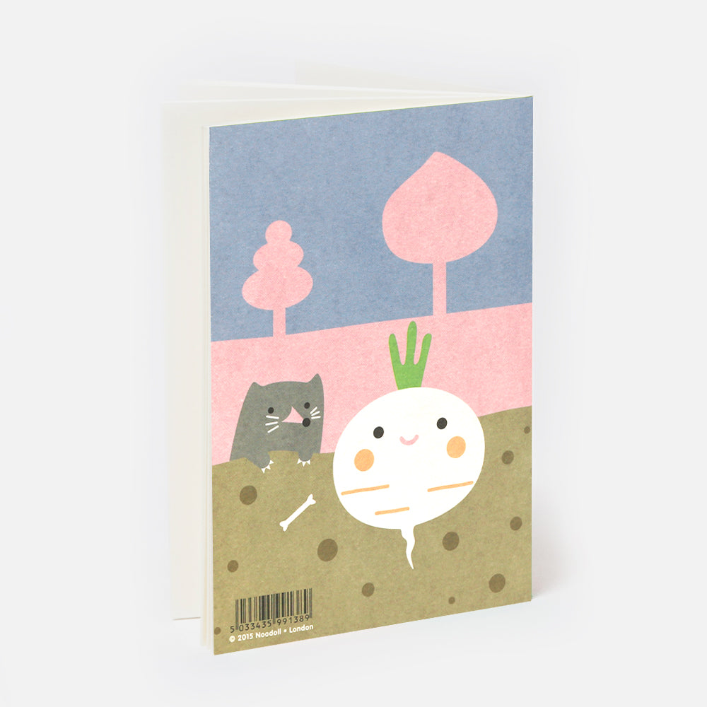 Pocket Notebook – Riceradish