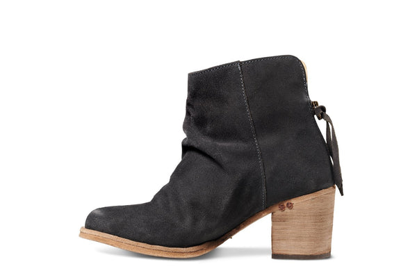 STRIX - Charcoal Grey Suede - beek by two birds