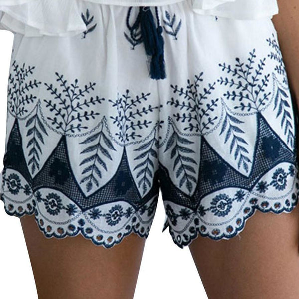 Santorini Beach Shorts