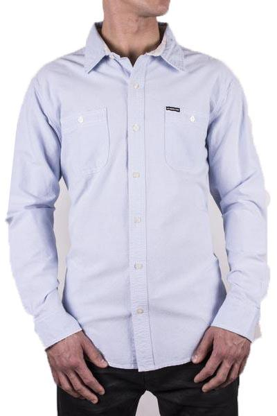 Oxford Button-Up Dress Shirt - Members Only Official