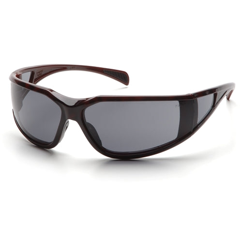Pyramex ST5120DT Gray Lens Exeter Glasses