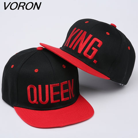 VORON King Queen Couple Baseball Cap 2 pieces