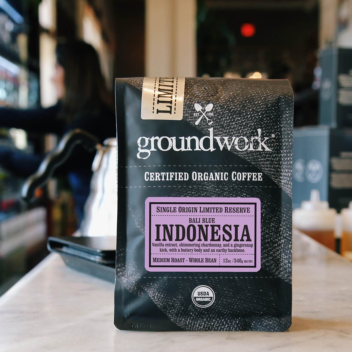 bag of Indonesia – Bali Blue Limited Reserve