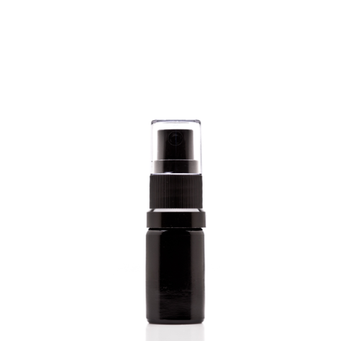 5 ml Glass Fine Mist Spray Bottle - InfinityJars
