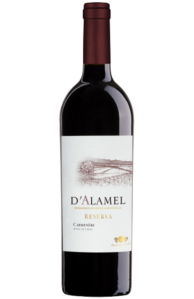 D'Alamel by Lapostolle Wines Carmenère Reserva Red Wine