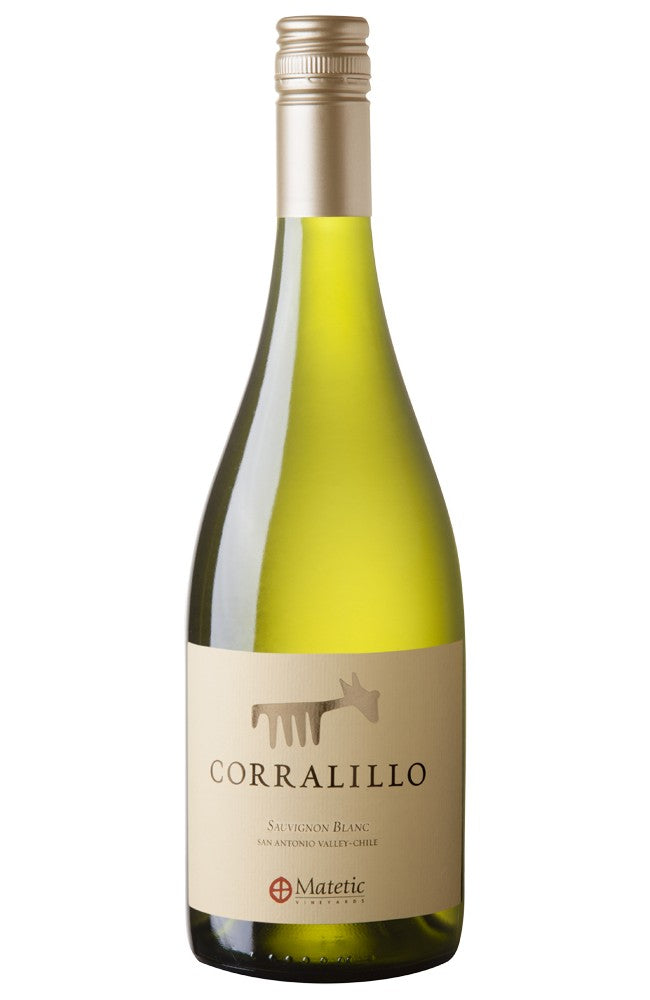 Matetic Corralillo Sauvignon Blanc Chilean White Wine