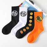 Dragon Ball Cotton Socks