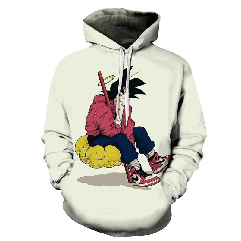 Dragon Ball 3D Print HOT SALE unisex Hoodies