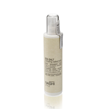 Nashi Argan Nashi Sea Salt 200ml - CÉLESTE