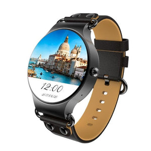 Professional Smart Watch Bluetooth Passometer Heart Rate Monitor Call Speaker Mic Support WIFI GPS SIM Card Smartwatch