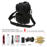 Outdoor Tactical Shoulder Bag for Camping & Hunting