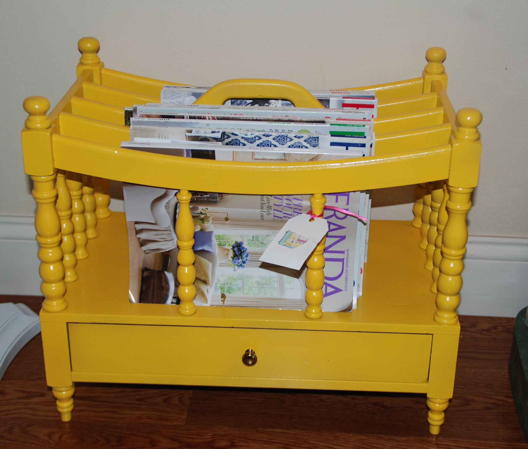 Magazine Rack-SOLD