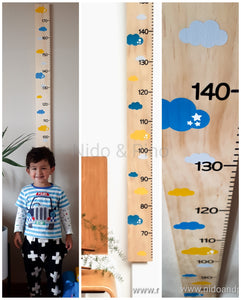 Height chart for girls, personalised growth chart, kids growth chart, timber height chart, tall timber height chart