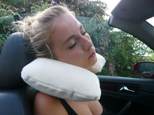 Load image into Gallery viewer, LUX Memory Foam Travel Pillow Inflatable - Putnams - 3