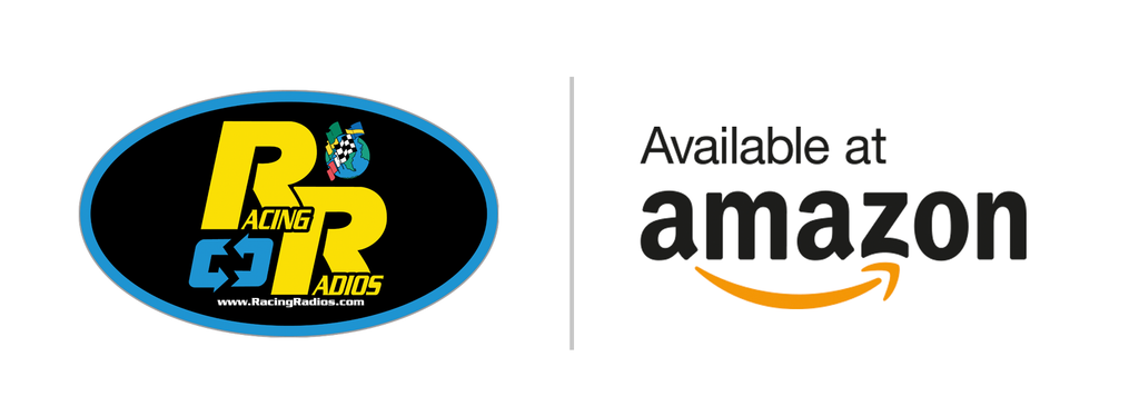 Racing Radios® Available On Amazon