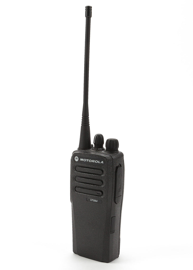 Motorola CP200D Analog Commercial Series Two-Way Radio