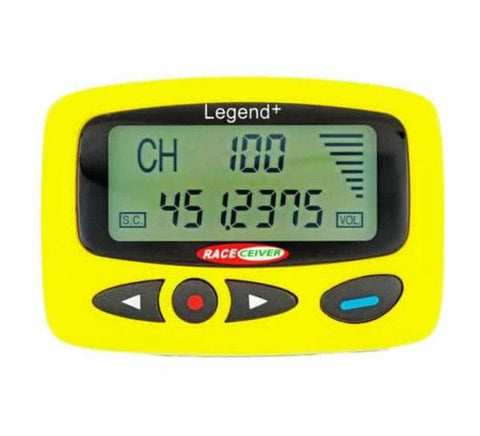 The RACEceiver Legend+ | Racing Radios