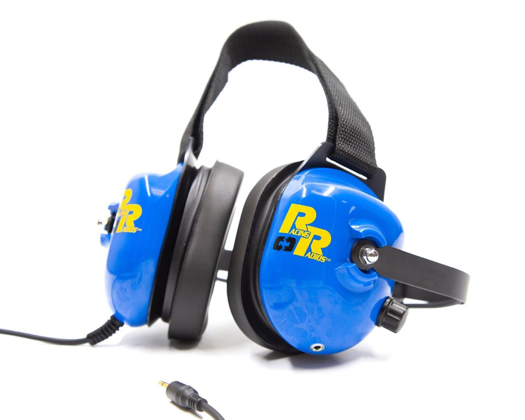 Racing Radios® Behind The head Scanner Headset | RRH-SCAN-BTH