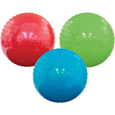 Inflatable Knobby Ball - 7''
