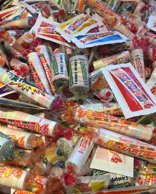 Smarties Candy Crane Mix - 1000 Ct Pcs
