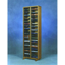 Load image into Gallery viewer, Model 210-4 DVD Storage Rack