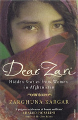 Dear Zari: Hidden Stories from Women in Afghanistan