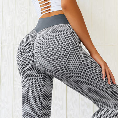 2019 New high waist seamless peach buttocks Yoga Pants