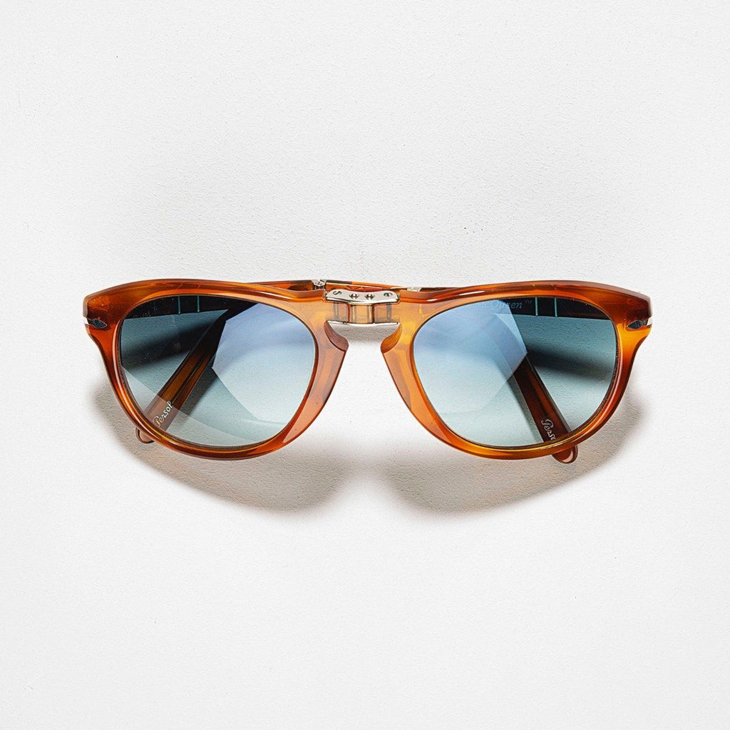 Retro Persol 714SM - Steve McQueen - Light Havanna Sunglasses