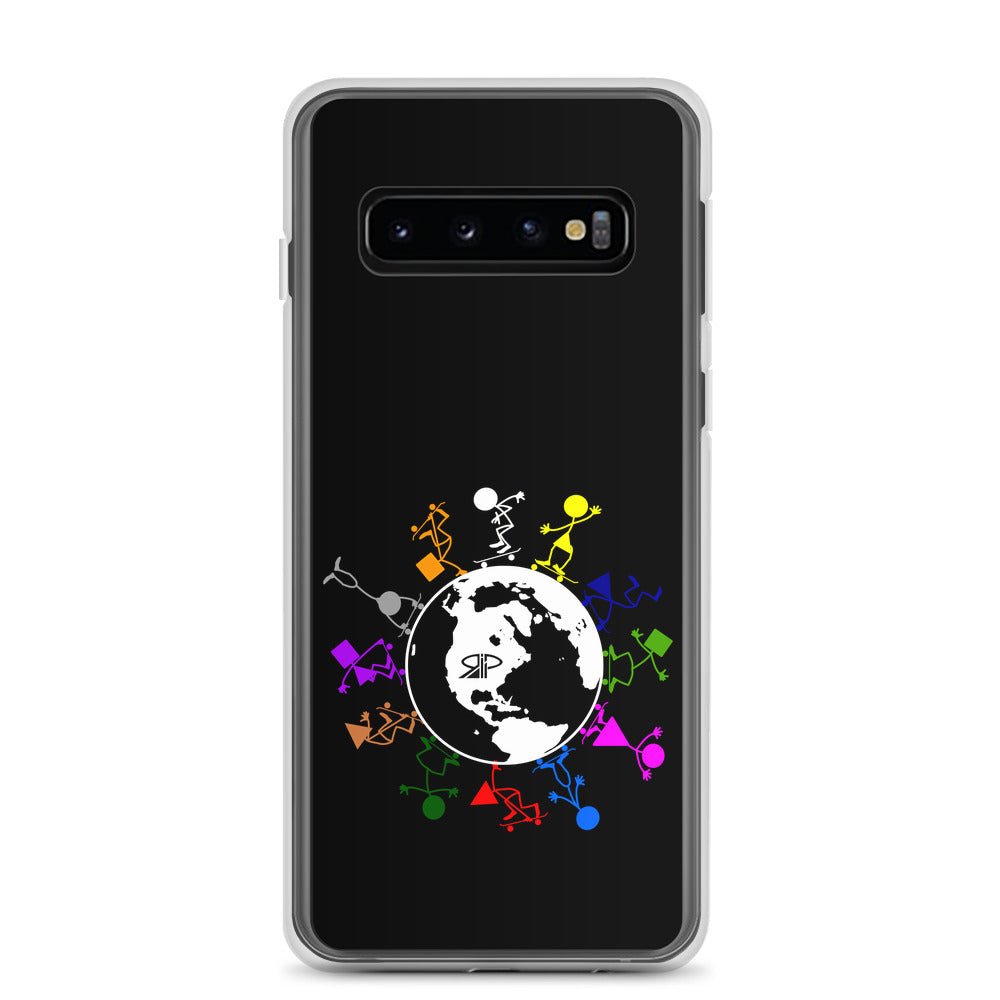 "RIP Limited ""SkateBoarders Around The World"" SAMSUNG CASE"