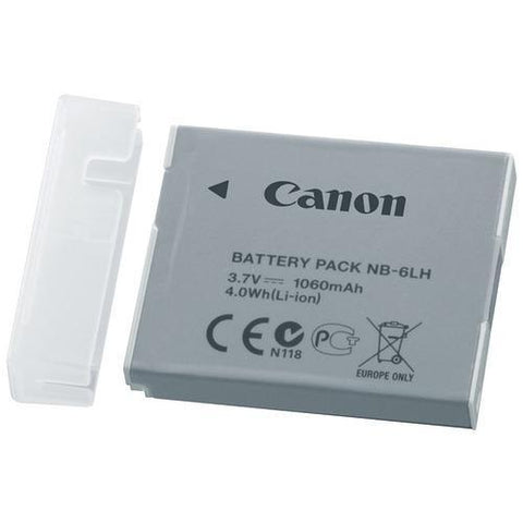 Canon Canon Nb-6lh Replacement Battery (pack of 1 Ea)