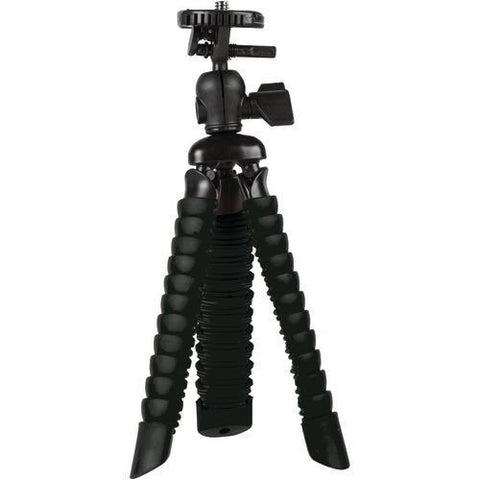 Vivitar Small Rubberized Spider Tripod (black) (pack of 1 Ea)