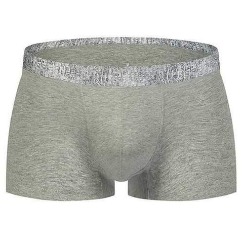 Cotton Stitching Boxer Underwear