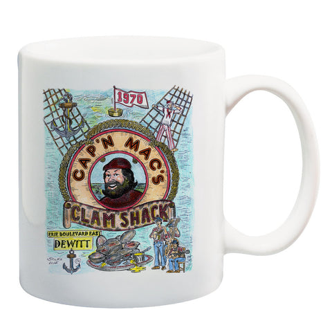 Cap 'N Mac's Coffee Mug