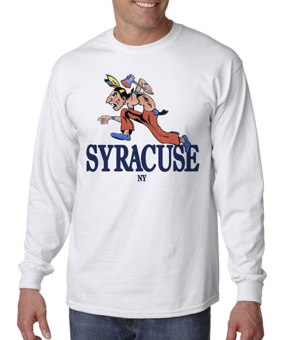 The Syracuse Warrior - Long Sleeve