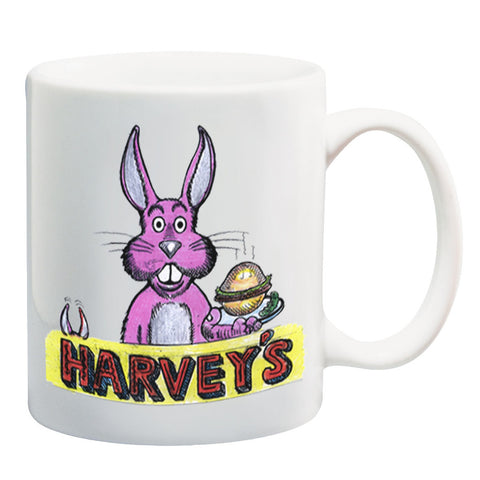 Harvey's Coffee Mug