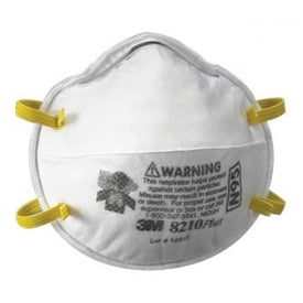 3M DUST MASK / PARTICULATE RESPIRATOR 8210 - 1PC-Transcontinental Tool Co