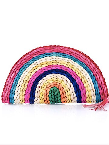 Over The Rainbow Clutch