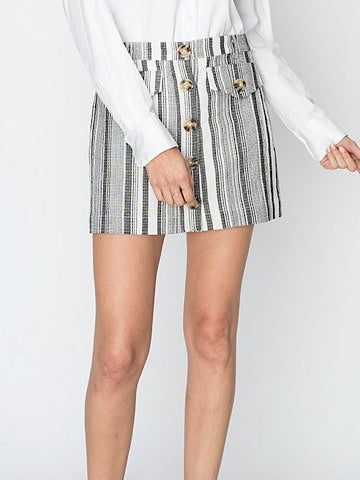Off Chance Skirt