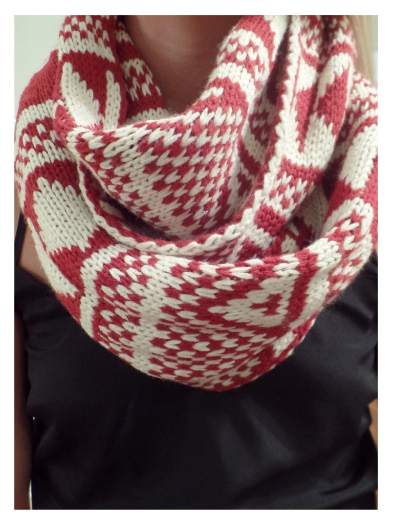 Trivial Tribal Scarf